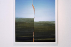 Reconstructed-Landscape28-2021-Acrylic-on-wood-panel-broken-and-reconstructed-with-painted-wood-frame-159x128x4-Cm