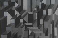 Silencio-a-dos-tiempos2019-120x120cms-Mixta-sobre-tela