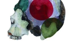 Tanatos-XXVI-16_x16_-Oil-and-mixed-media-on-canvas-2017